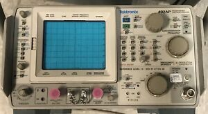 Tektronix 492ap Programmable Spectrum Analyzer