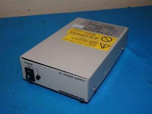 Hamamatsu Photonics V10905p P s X ray Image Intensifier Power Supply