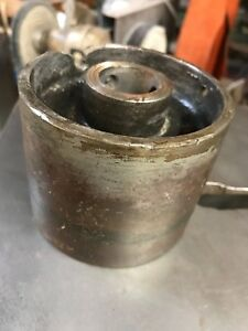Flat Belt Pulley For Tractor Or Gas Engine Motor 1 1 8 Bore