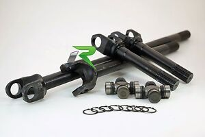Revolution Axle Discovery Series Front Axle Kit For 80 92 Wagoneer Dana 44 Front