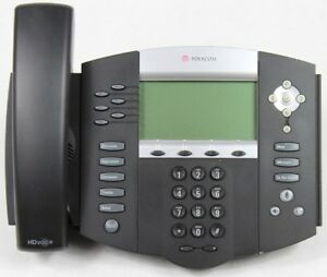 Polycom Soundpoint Ip 650 Hd Voip Office Phone