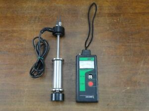 Tramex Compact Moisture Meter With Probe