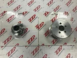 Zzperformance Lsj Supercharger Modular Pulley System 2 6 2005 07 Cobalt Ion