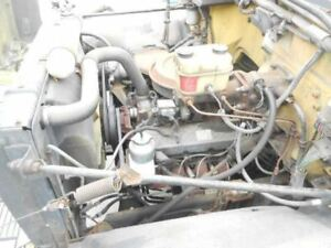 Engine 6 0l Chevy Gm Gasoline Option Ls0 With Accessories 1992 137k
