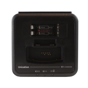 Unication G1 Pager Drop In Charger Base Stand Minitor Iii Iv V Vi