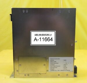 Tazmo 4s064 548 1 Robot Controller Nsr18 Nikon Nsr s205c Used Working