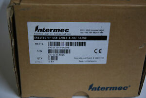 Intermec Handheld Scanner Sr31t1d New In Box