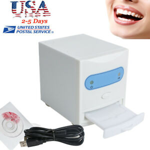 Dental X ray Film Viewer Reader Digitizer Scanner Box Image Converter Usb To Pc