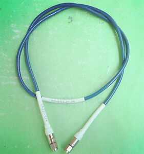 Sucoflex 102 Dc 40ghz 2 92mm Rf Cable length 0 9m