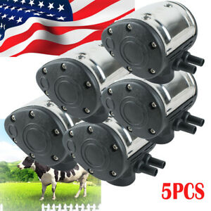 usa Stock 5 L80 Pneumatic Pulsator For Cow Milker Milking Machine Dairy Farm