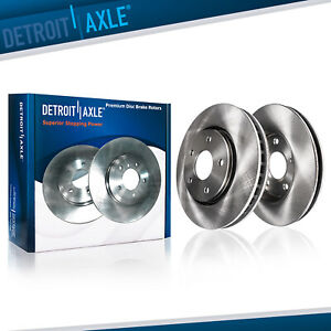 Honda Accord Civic Cr V Element Acura Ilx Front Disc Brake Rotors