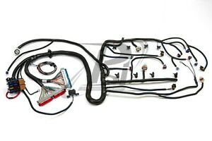 99 06 Vortec W 4l80e Psi Standalone Wiring Harness dbc With Ls1 Intake