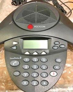 Polycom Soundstation 2 Ex Display Conference Phone missing Power Supply