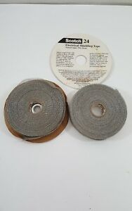 Wire Scotch 24 Electrical Shielding Tape Tinned Copper Wire Braid 1 X 100 Ft
