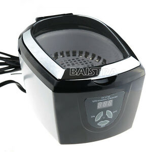 175ml Dental Medical Ultrasonic Cleaner Jewelry Watch Cleanning Cd 781a