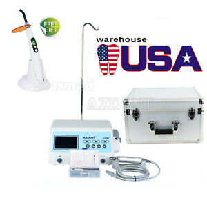 Usps Azdent Dental Implant System Surgical Drill Brushless Lcd Motor A cube