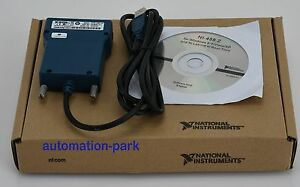 New National Instrumens Gpib usb hs Interface Adapter Controller Iee Gpibusbhs