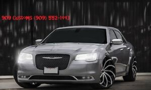 Chrysler 300 Dodge Charger Challenger Magnum 22 Wheels Tires Rim strhur 22 In