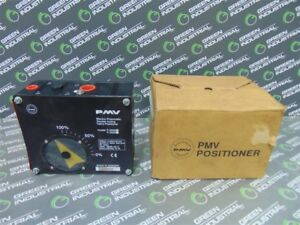 New Pmv P 2000 Electro pneumatic Double Acting Valve Positioner