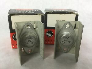 Rca 40502 Transistor W heat Sink Lot Of 2 New In Box Free Shipping