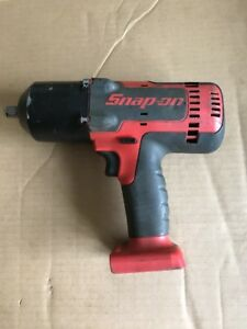 Snap On Cordless Impact Wrench Ct8850 1 2 Drive 18v Lithium bare Tool