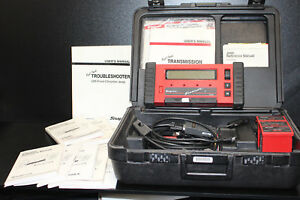 Snap On Mt2500 Scanner 80s To 2004 Domestic N Asia W Keys And Adaptors