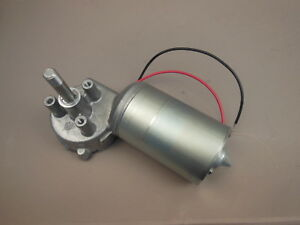 Snap on Mig Welder Wire Drive Feed Motor Sn138c24 Ya212a Mm 250sl Fm 140a