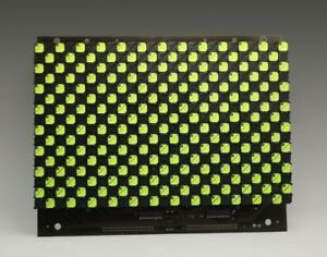 Flip dot Sign Matrix Display Panel Module 16x25 Pixel Annax Flipdot Bistable