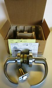 Schlage Nd53jd spa 626 All Purpose Entry Lock Less Interchangeable Core No Keys