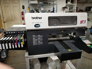 Brother Gt 381 Direct To Garment Printer With Industrial Pretreat