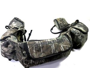 New Polaris ATV SPORTSMAN 500 OEM Rear Rack Organizer Bag  Camo 2873329