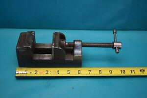 Used Palmgren Vise 2 3 8 Wide Opens 2 1 2
