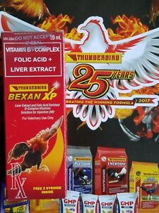 Thunderbird Bexan Xp 20ml 1only For Chicken