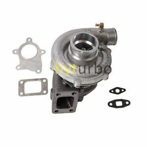 Hybrid T3 T4 T3t4 T04e 63 A R Turbine 5 Bolt Flange Turbo Turbocharger Racing