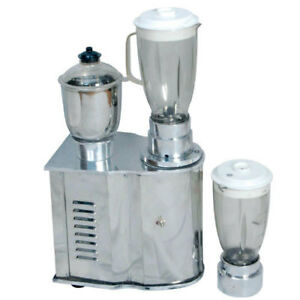 3 5 Liter Size 21 x9 5 x29 Inch Commercial Mixer Grinder For Shake Making