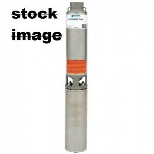 7cs07422c Goulds Submersible Well Pump 3 4hp 1 60 230v 2 Wire 13stg