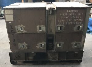 Mep 004a Military 15kw Generator Set