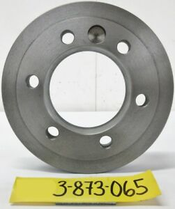 Tmx Semi finished A2 5 Adapter Plate 3 873 065 For 6 Chucks