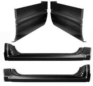 1988 1998 Chevy Gmc C K Pickup Truck Ext Cab Rocker Panel Cab Corner Kit