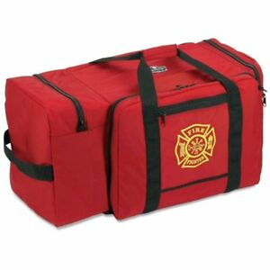 Travel Duffels Arsenal 5005p Large Polyester Firefighter Rescue Turnout Gear Bag