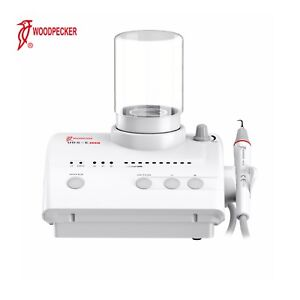 Woodpecker Original Dental Ultrasonic Piezo Scaler Tooth Cleaner Uds e Led Ems
