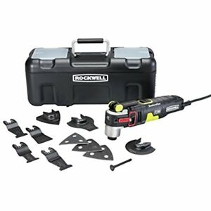 Oscillating Tools Rk5151k 4 2 Amp Sonicrafter F80 Multi tool With Duotech Angle