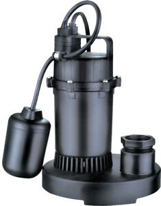1 3 Submersible Sump Pump Bathroom Renovation Plumbing Water Pumps Home Power To