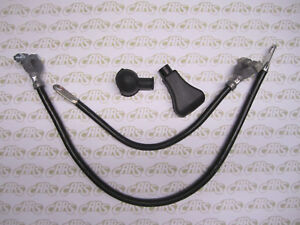 1957 Buick Battery Cable Kit Battery Cables Battery Cable Covers