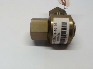 Hydraulic Fitting 1 Live Swivel Steel Ls 5504 16 16 Nos