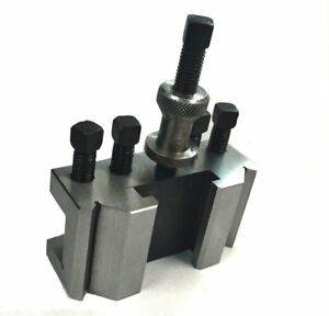 T2 Quick Change Tool Post Standard Tool Holder Capacity 22mm