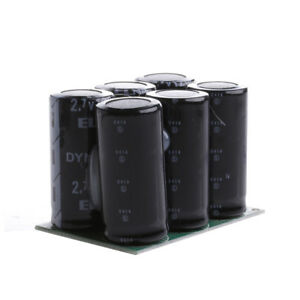 6pcs Farad Capacitor 2 7v 120f Super Capacitor With Protection Board Module