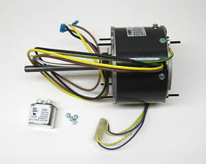 Ac Air Conditioner Condenser Fan Motor 1 6 Hp 1075 Rpm 230 Volts For Fasco D917