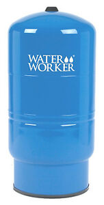 Water Worker Ht 20b Pressurized Well Tank Vertical Pre charged 20 gals