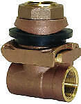 Water Source Pa125nl Pitless Adapter Brass 1 1 4 in